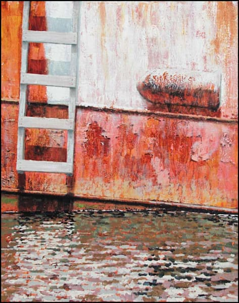 Ladder Art | Fountainhead Gallery