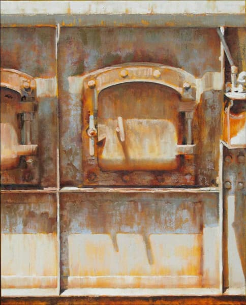 Selective Attention: Gold Art | Fountainhead Gallery