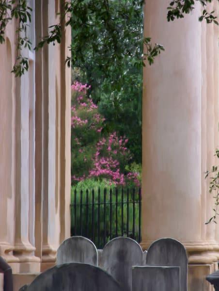 Charleston, Church Columns