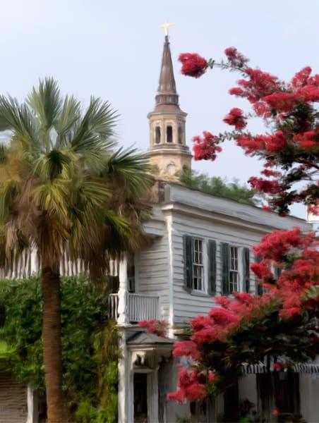 Charleston Steeple 0577