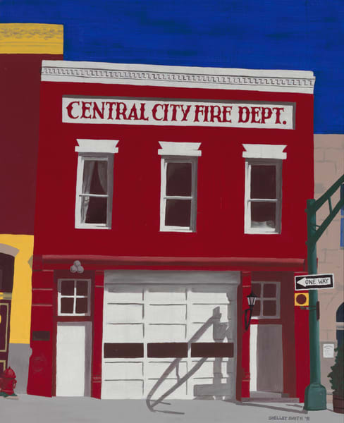 Central City Fire Department