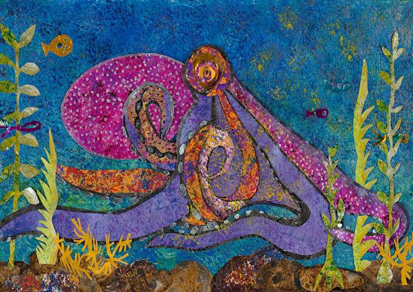 Octopus   5 Card Set | Luanne C Brown