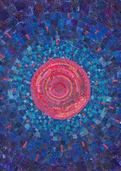 Pink Moon   5 Card Set | Luanne C Brown