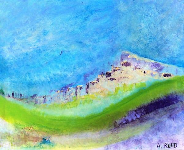 Path, Print Art | Anne Reid Artist