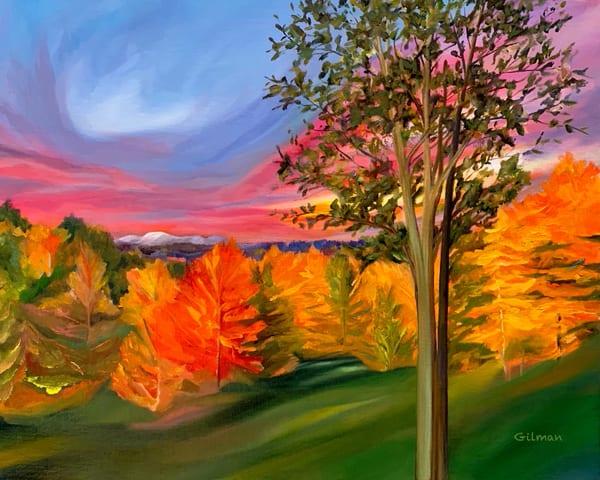 Fall Splendor   Print Art | Emily Gilman Beezley LLC