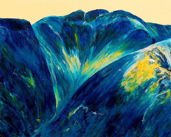 My Independence Pass  • Original Art | Kate Wilson Fine Art