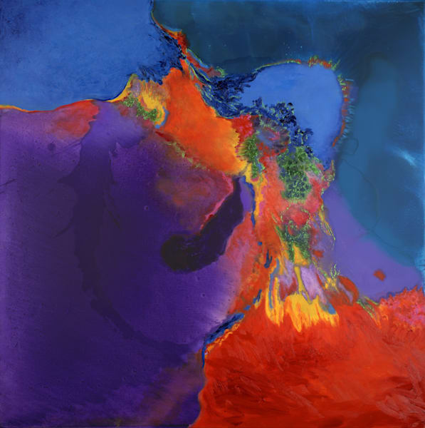 Phoenix Rising Art | Rhona LK Schonwald