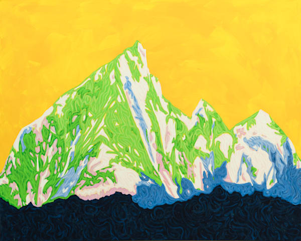 Altitude Shift • Print Art | Kate Wilson Fine Art