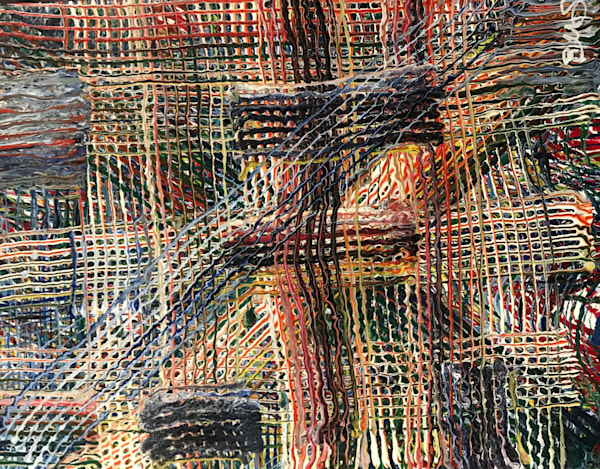 Quilt Of Many Colors Art | Abstraction Gallery by Brenden