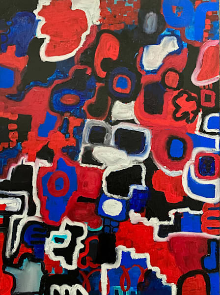 Radiant Art | Abstraction Gallery by Brenden