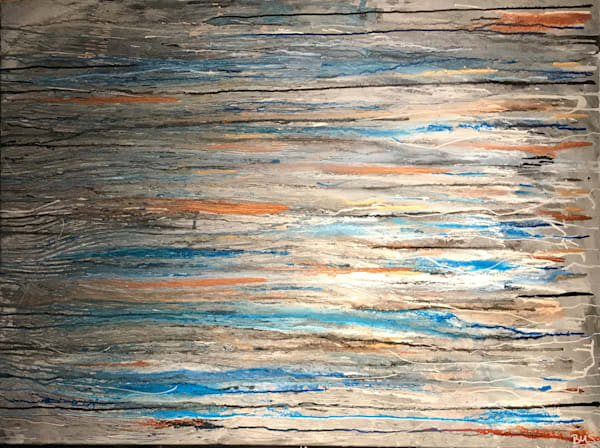 Weathered Barn Wood Art | Abstraction Gallery by Brenden