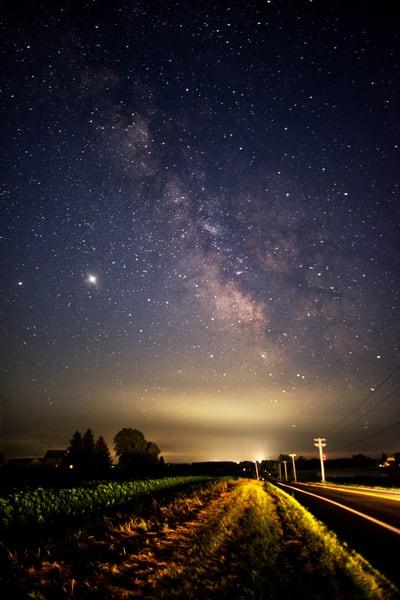 Milky Way Photography Art | RAndrews Photos