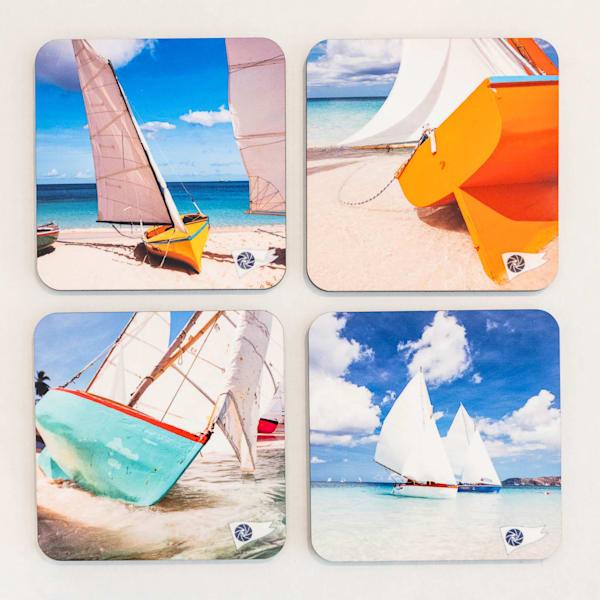 Grenada Workboat Coasters | Cory Silken Photography