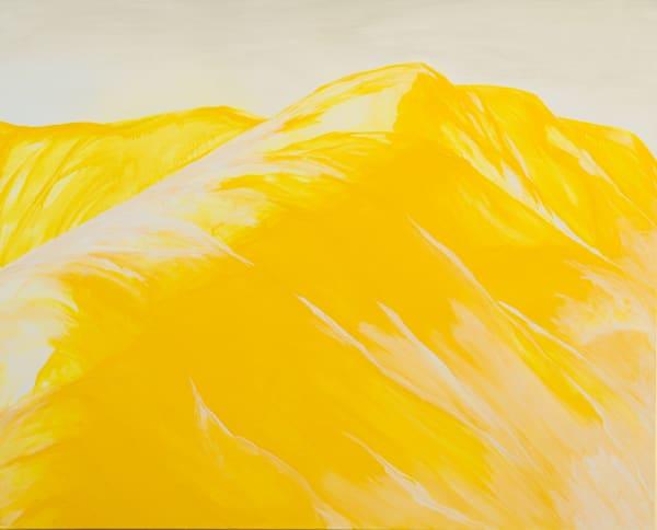 Cresting Gold  • Original Art | Kate Wilson Fine Art
