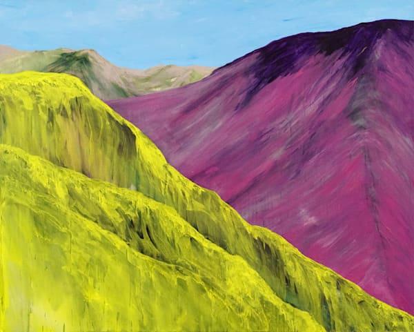 Summits' Interlude  • Original Art | Kate Wilson Fine Art
