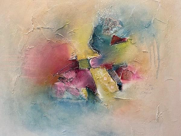 Soar On Wings Like An Eagle Art | Peggy Leigh Art