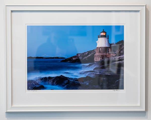 Castle Hill Lighthouse 26x21 | Cory Silken Photography