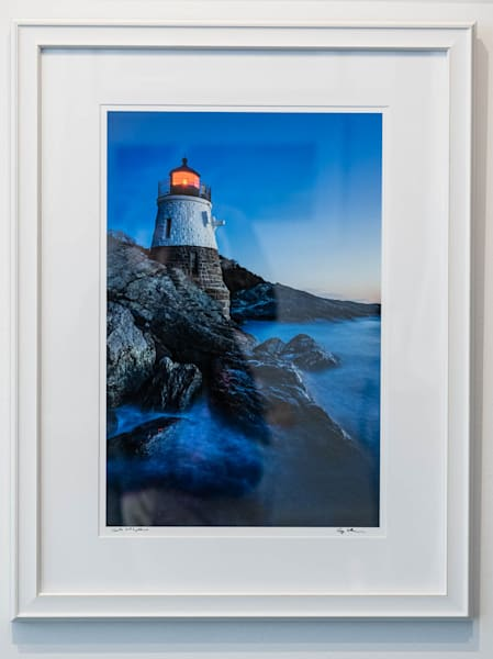 Castle Hill Lighthouse 21x26 | Cory Silken Photography