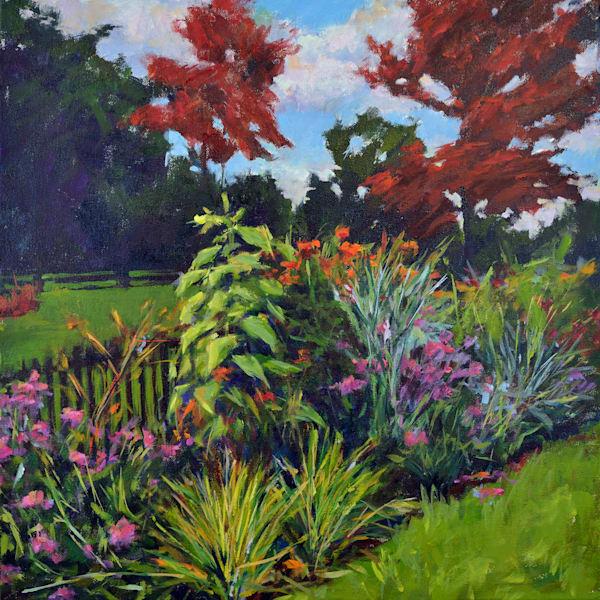 Bartram's Garden Ii Art | Jenn Hallgren Artist