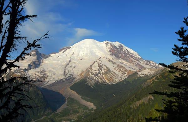 Mt Rainier From Sunrise Point Photography Art | RAndrews Photos