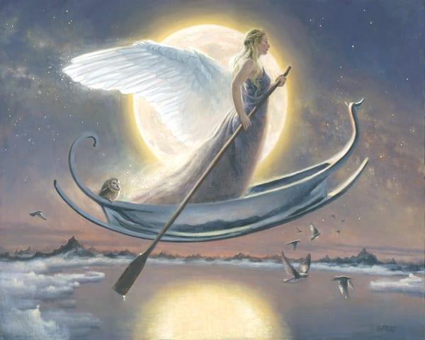 Winged Spirits