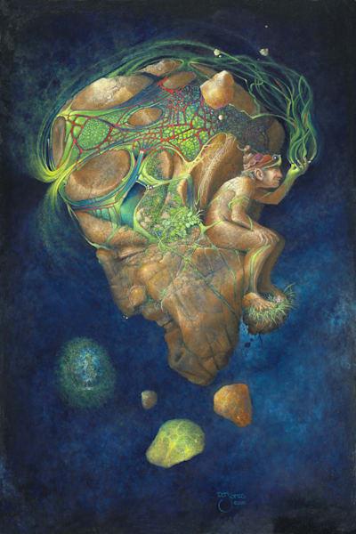 Yesmosis  Art | Dan Jones art