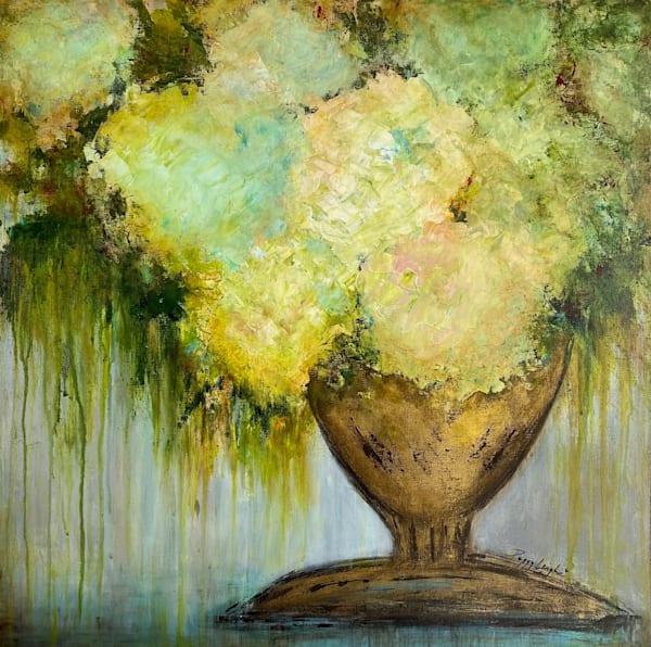Golden Glory In Full Bloom Art   Peggy Leigh Art