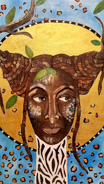 Woodland Goddess Art | Eau Gallery