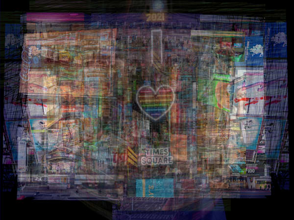 Times Square Photography Art | Cid Roberts Photography LLC