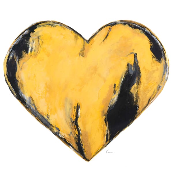Black & Gold Art | kellymerkurart