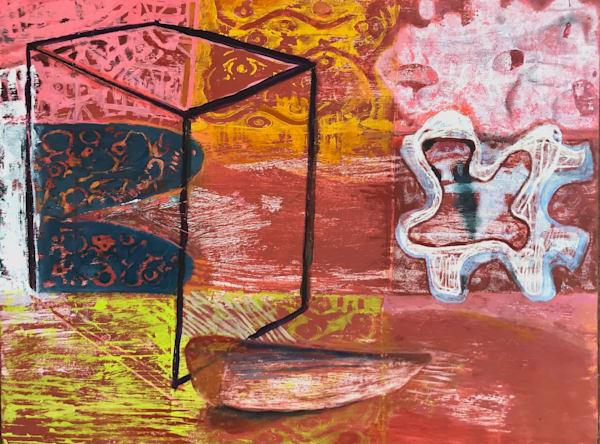 Breast, Box, Pelvis, Bone Art | Sue Grace Fine Art