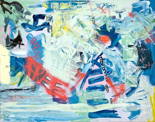 Break Free  • Original Art   Kate Wilson Fine Art
