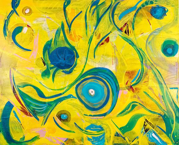 Nature's Cadence  • Original Art | Kate Wilson Fine Art
