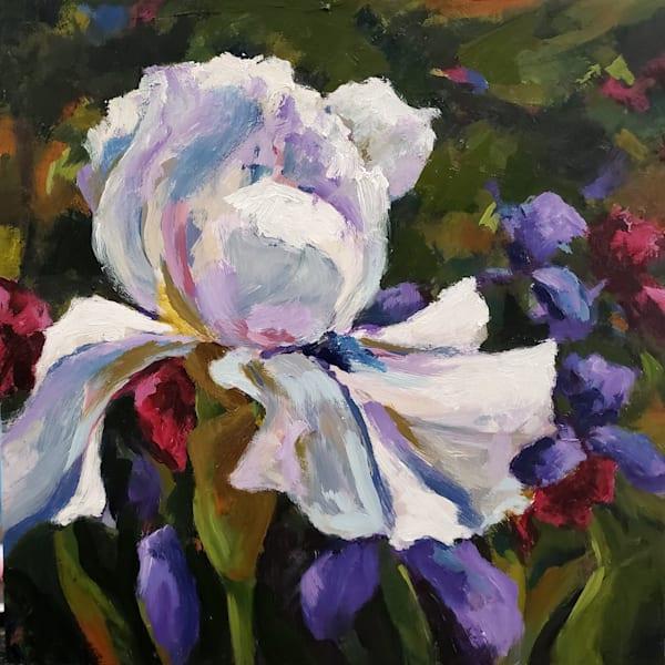 White Iris Art | Jenn Hallgren Artist