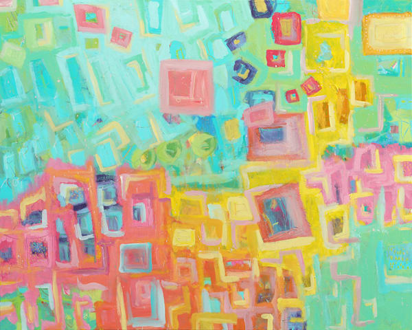 Symposium  • Original Art | Kate Wilson Fine Art
