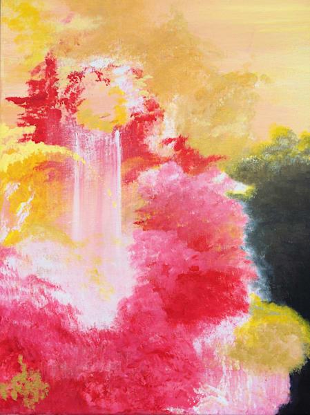 Joy Of The Lord Art | Anne Reid Artist