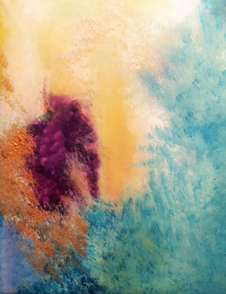 Glory Cluster Art | Anne Reid Artist