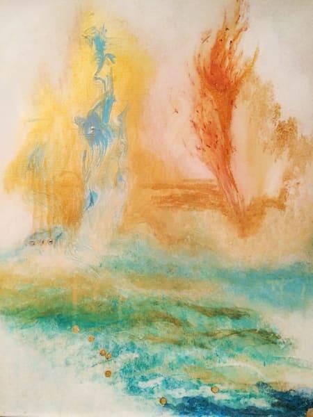 Heaven Hell Art   Anne Reid Artist