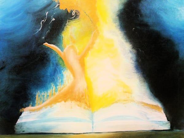 It Is Written Art | Anne Reid Artist