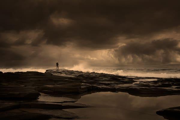 The Fisherman Photography Art | Jordan-Lee Garbutt