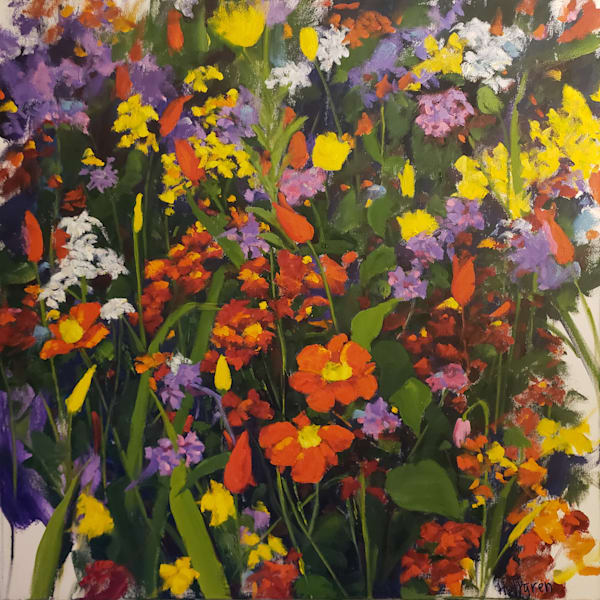Wild Garden Art | Jenn Hallgren Artist