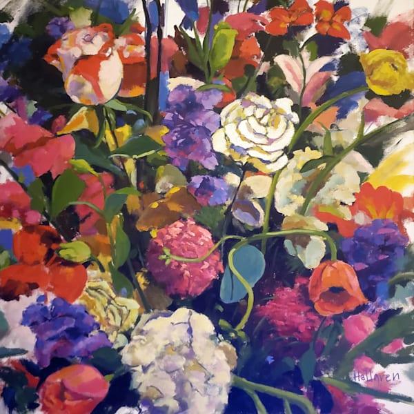 Vase Garden Art | Jenn Hallgren Artist