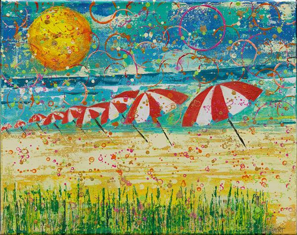 Beachy  Art | benbonart