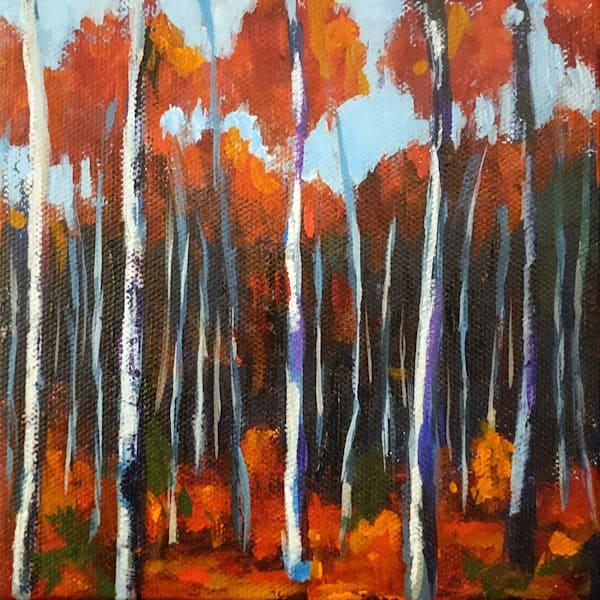 Mini Forest Art   Jenn Hallgren Artist