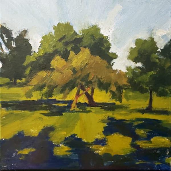 Belmount Plateau Petite Art | Jenn Hallgren Artist