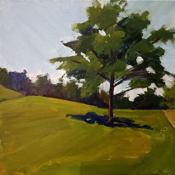 Lonely Tree/Belmount Iv Art | Jenn Hallgren Artist