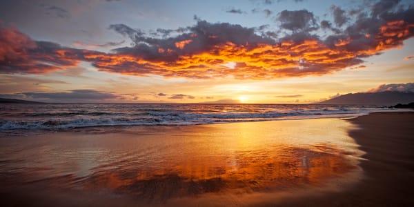 Celestial Sunset Photography Art | Douglas Hoffman Photography