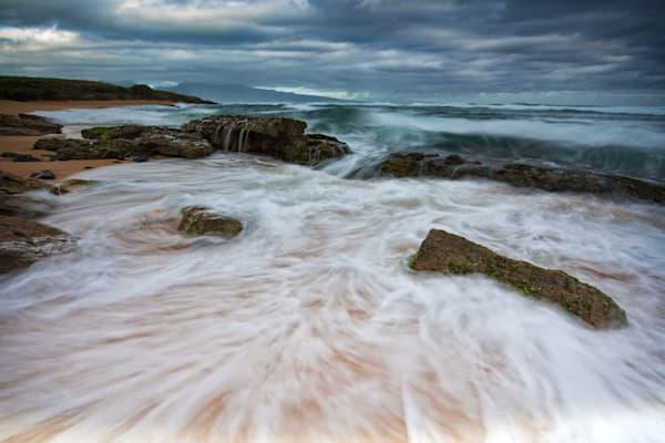 Hookipa Sunrise Photography Art | Douglas Hoffman Photography
