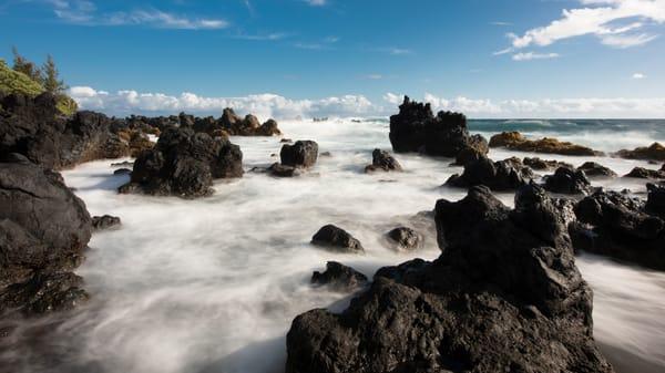 Rocky Shore Photography Art | Douglas Hoffman Photography
