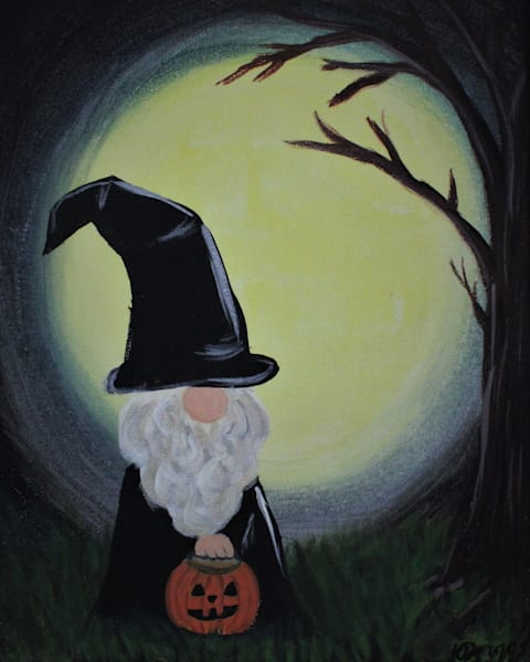 Trick or Treating Gnome